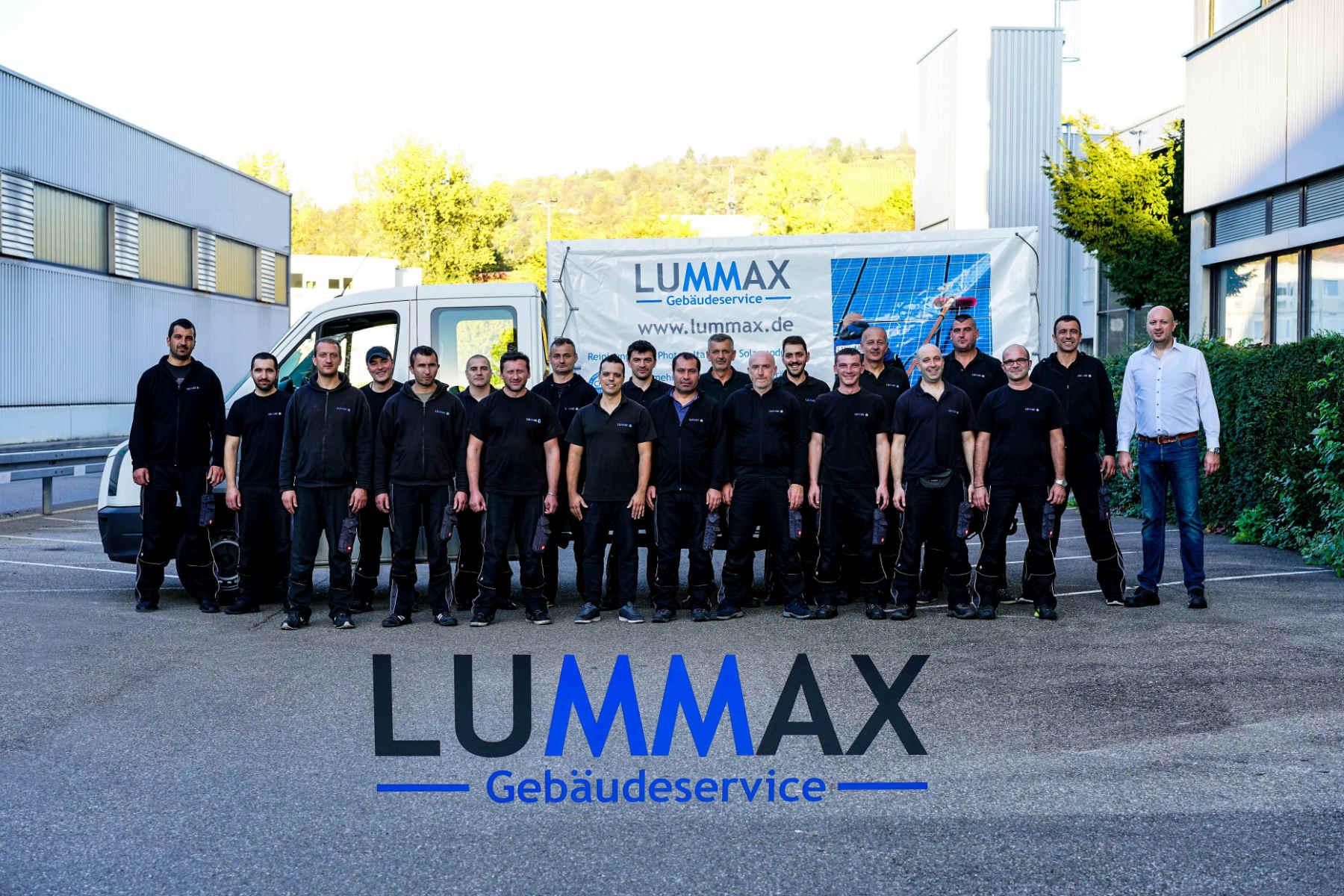 lummaxteam Dienstleistungen